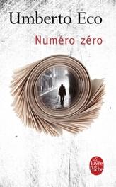 Numéro zéro, französische Ausgabe. Nullnummer, französische Ausgabe