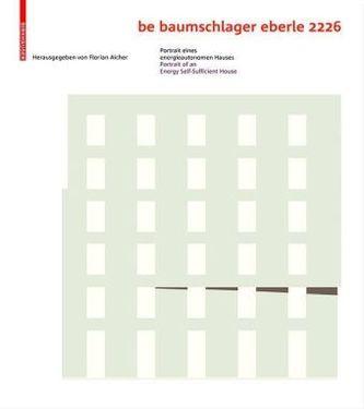 be 2226 Die Temperatur der Architektur / The Temperature of Architecture - Aicher, Florian