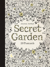 Secret Garden, 20 Postcards