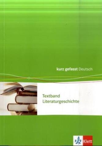 Literaturgeschichte, Textband