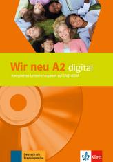 Wir neu A2 digital, 1 DVD-ROM