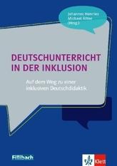 Deutschunterricht in der Inklusion