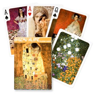Poker - Gustav Klimt