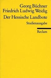 Der Hessische Landbote, Studienausg.