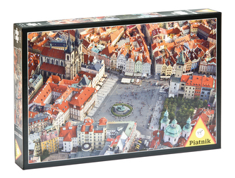 Puzzle 1000 d. Praha