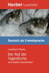 Der Ruf der Tagesfische und andere Geschichten