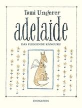 Adelaide das fliegende Känguru
