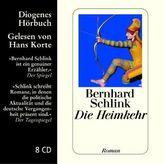 Die Heimkehr, 8 Audio-CDs