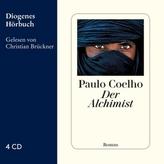 Der Alchimist, 4 Audio-CDs