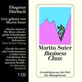 Business Class, 1 Audio-CD