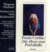 Die Hexe von Portobello, 5 Audio-CDs