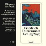 Der Auftrag, 3 Audio-CDs