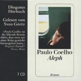 Aleph, 7 Audio-CDs