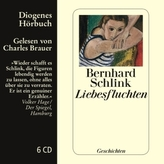 Liebesfluchten, 8 Audio-CDs