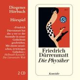 Die Physiker, 2 Audio-CDs