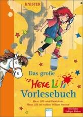 Das große Hexe Lilli Vorlesebuch. Bd.3