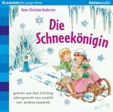 Die Schneekönigin, Audio-CD