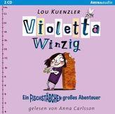 Violetta Winzig, 2 Audio-CDs