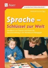 Sprache, Schlüssel zur Welt. Bd.1