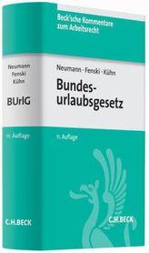Bundesurlaubsgesetz (BUrlG), Kommentar