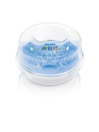 Sterilizátor do mikrovlnné trouby Avent