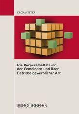 Die Körperschaftsteuer der Gemeinden und ihrer Betriebe gewerblicher Art
