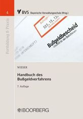 Handbuch des Bußgeldverfahrens