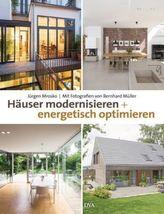 Häuser modernisieren und energetisch optimieren