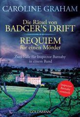 Die Rätsel von Badger's Drift. Requiem für einen Mörder