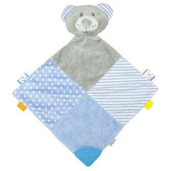Usínáček Medvídek Baby Mix modrý