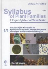 Blue-green Algae, Myxomycetes and Myxomycete-like organisms, Phytoparasitic protists, Heterotrophic Heterokontobionta and Fungi
