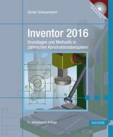 Inventor 2016, m. DVD-ROM
