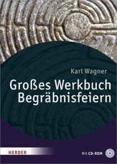 Großes Werkbuch Begräbnisfeiern, m. CD-ROM