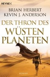 Der Thron des Wüstenplaneten