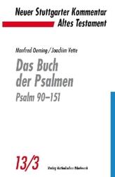 Das Buch der Psalmen, Psalm 90-151