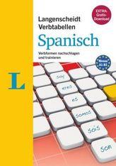 Langenscheidt Verbtabellen Spanisch