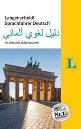 Langenscheidt Sprachführer Deutsch für arabische Muttersprachler