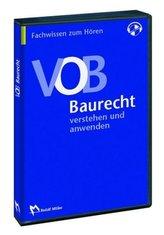 VOB Baurecht - verstehen und anwenden, 1 Audio-CD