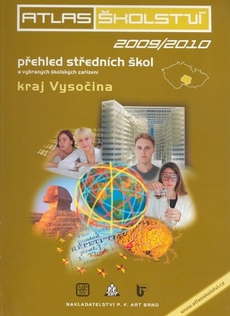 Atlas školství 2009/2010 kraj Vysočina