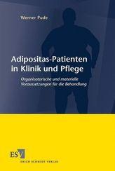 Adipositas-Patienten in Klinik und Pflege