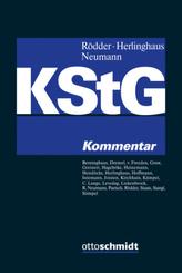 KStG (Körperschaftsteuergesetz), Kommentar