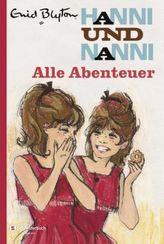 Hanni und Nanni - Alle Abenteuer