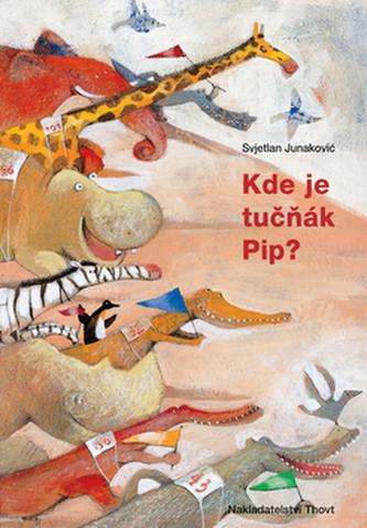 Kde je tučňák Pip?
