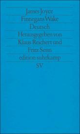 Finnegans Wake, Deutsch
