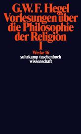 Vorlesungen über die Philosophie der Religion. Tl.1