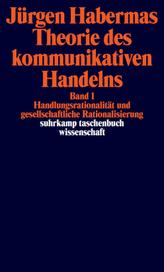 Theorie des kommunikativen Handelns, 2 Bde.