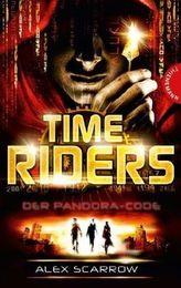 TimeRiders, Der Pandora-Code