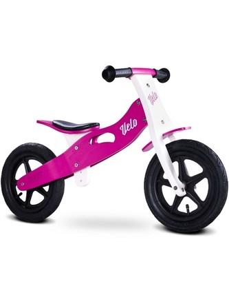 Dětské odrážedlo kolo Toyz Velo purple