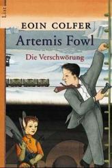 Artemis Fowl, Die Verschwörung