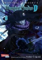 Vampire Hunter D. Bd.8